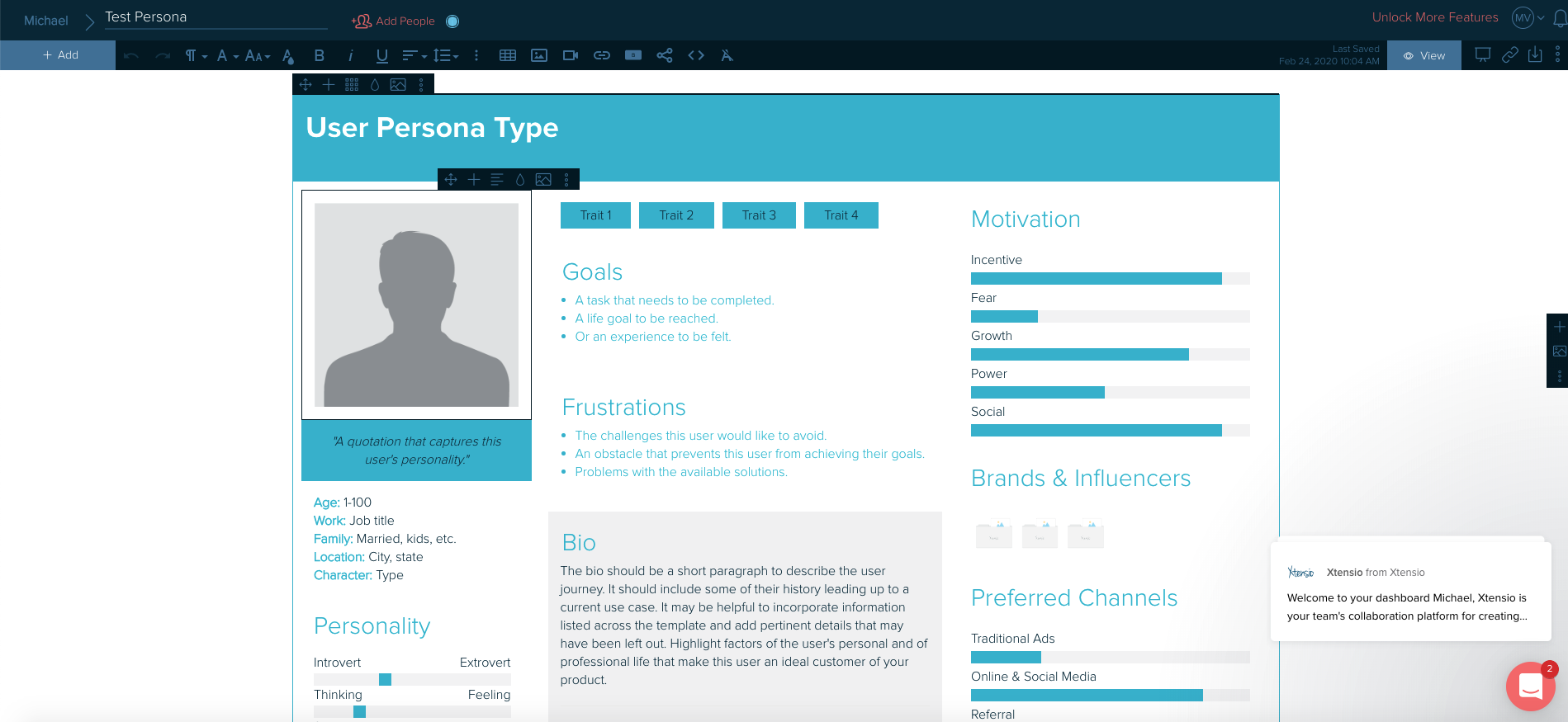 xtensio_buyer_persona_template