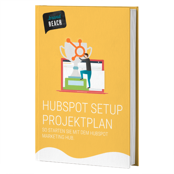 Buchcover_HubSpotSetupProjektplan