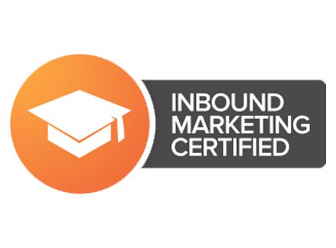 Marketing Inbound Certification