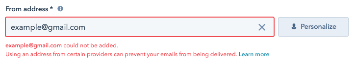 example free email