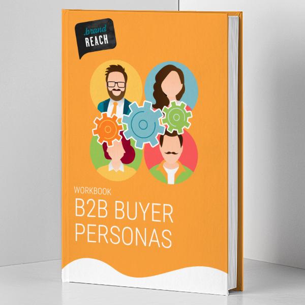 Buchcover_B2BBuyerPersonaWorkbook